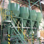 Výrobné linky INSPECT - výroba žiaruvzdorných materiálov