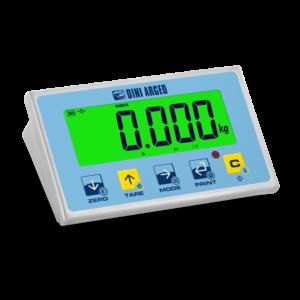 Váhový indikátor DFWLID s veľkým 40mm LCD displejom