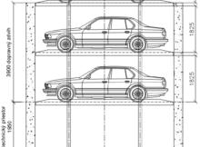 Parkovací systém INSPECT